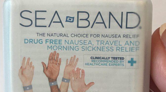 What's The Best Treatment For Seasickness?  Part I, What Won't Work Well