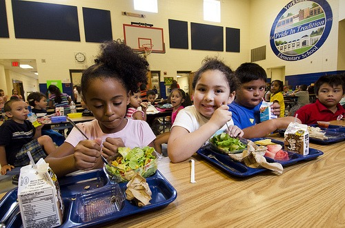 Is Trump's USDA Making School Lunches Great Again?: Not Until They Stop Mandating Low Fat or Non Fat Milk