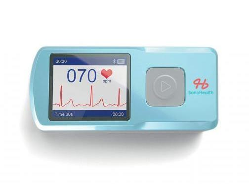 Have You Used The SonoHealth EKGraph?