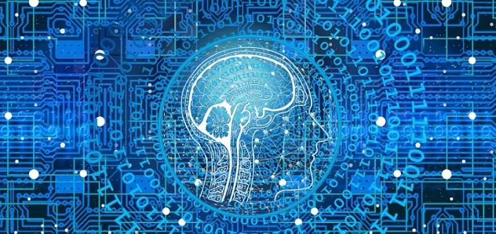 AI neural network human brain bits data machine learning