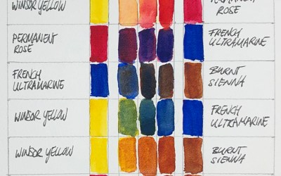 Lecture 5 of The Never Ending Workshop: more colours