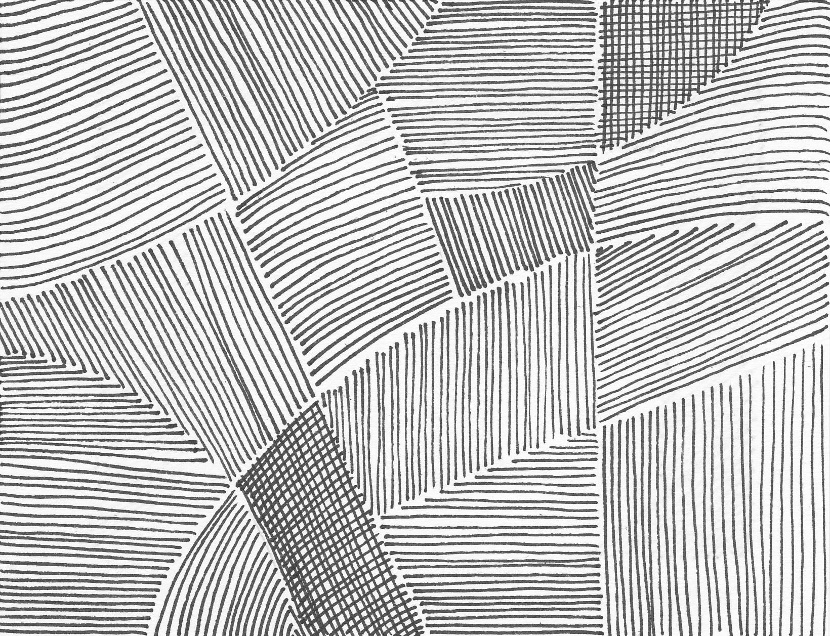 27 4 Line Drawings