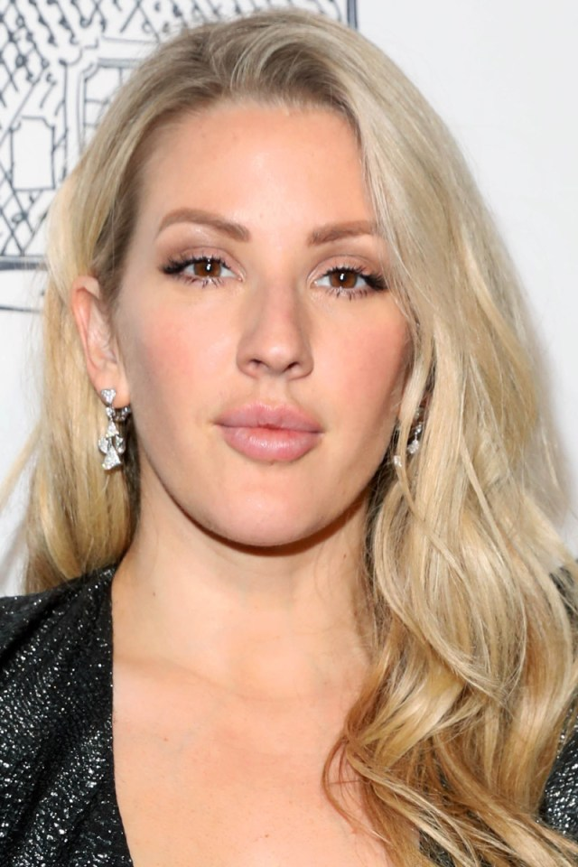 ellie goulding, before and after - the skincare edit