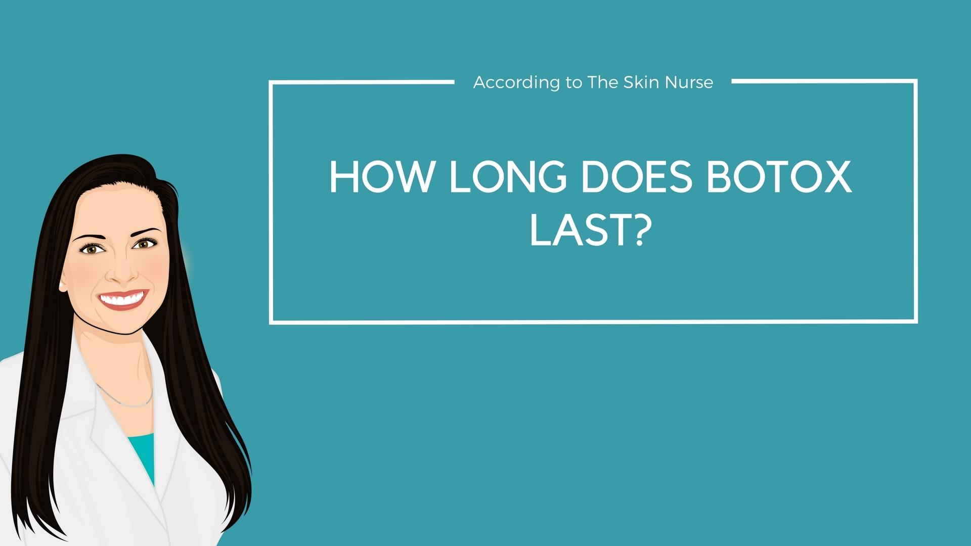 how long between botox