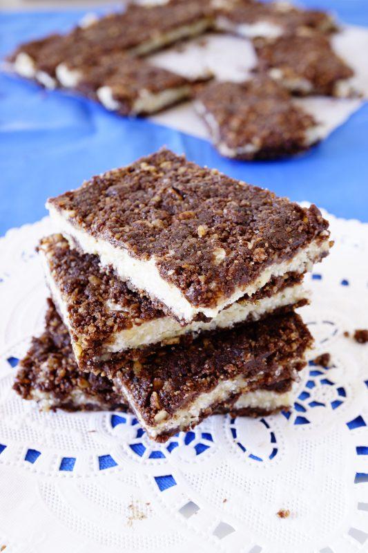 Chocolate Cream Cheese Brownie