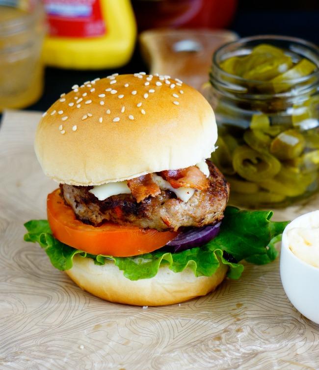 Ground Turkey Burger