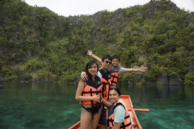 Twin Lagoon Coron,Palawan