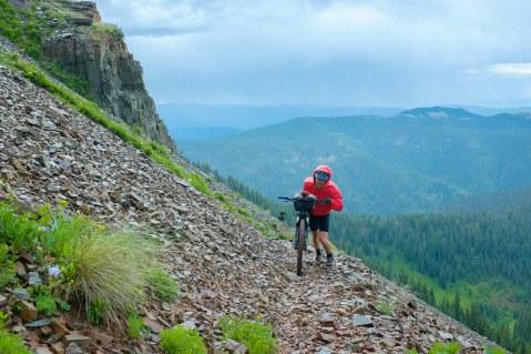 Kenebec Pass, Colorado