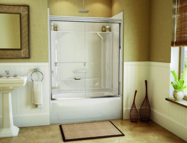 Exciting Bathtub Shower Combo Ideas