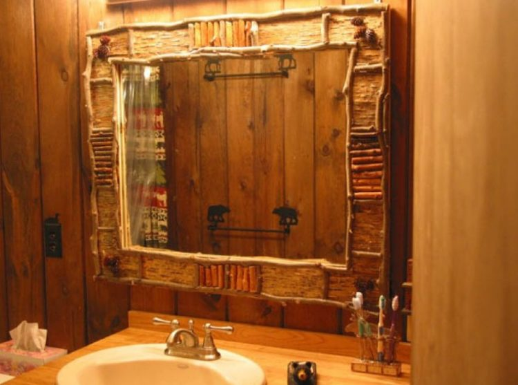 Enjoy Your Bath Time With These Beautiful Design of Bathroom Mirror Ideas 18