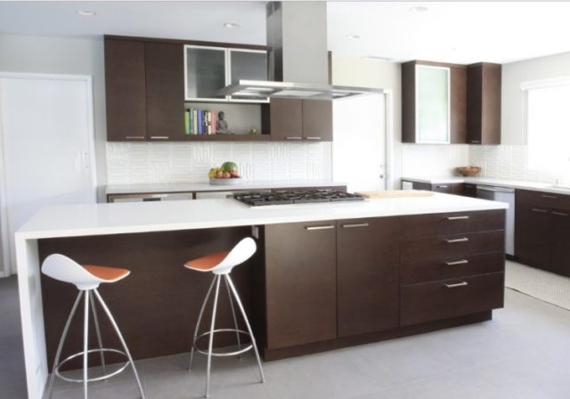 Mid Century Modern Kitchen Design