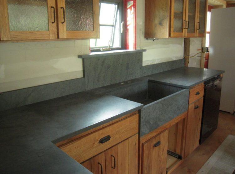 Slate Countertops Design Ideas For Generate More Valuable