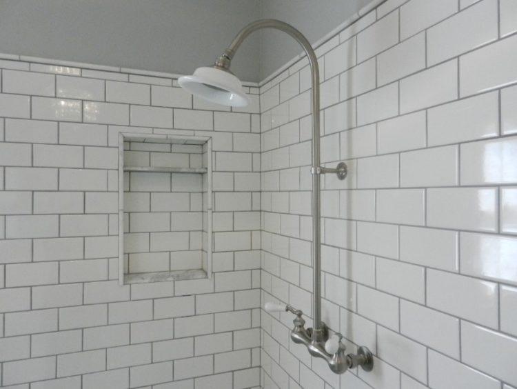Subway Tile Shower Ideas