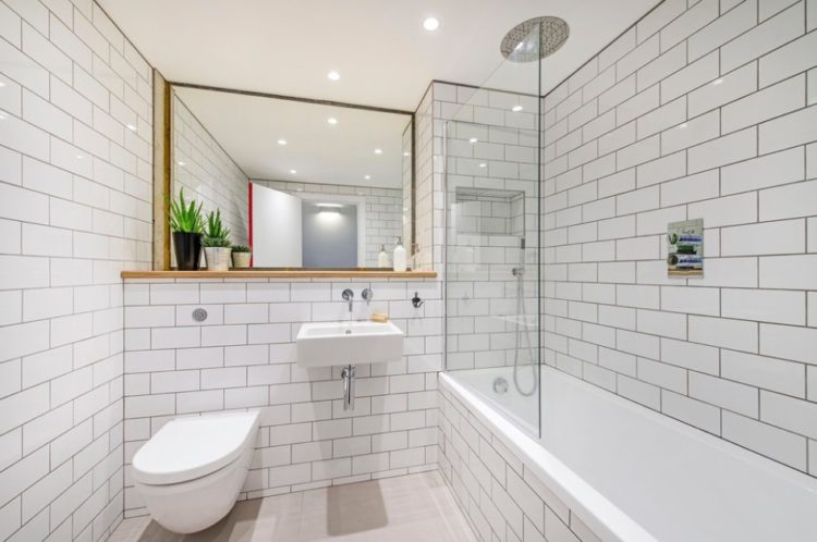 Beautiful Subway Tile Shower Design
