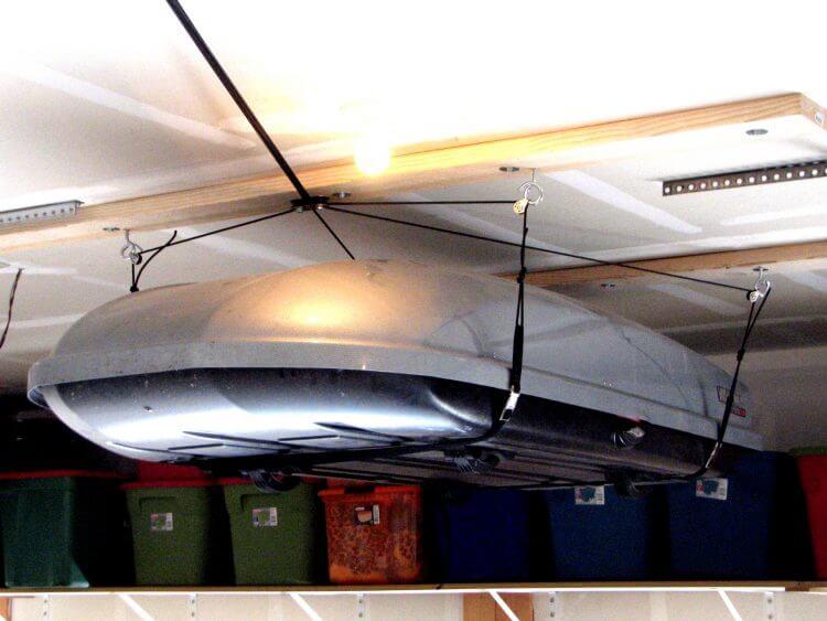 13 Creative Overhead Garage Storage Ideas You Should Know 10