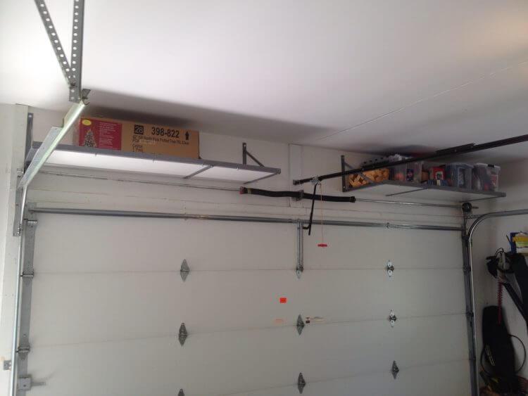 13 Creative Overhead Garage Storage Ideas You Should Know 4