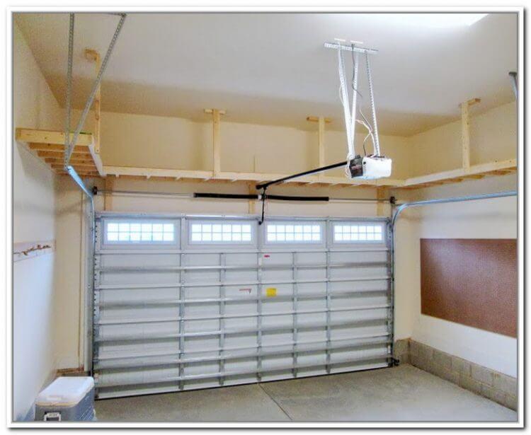 13 Creative Overhead Garage Storage Ideas You Should Know 5