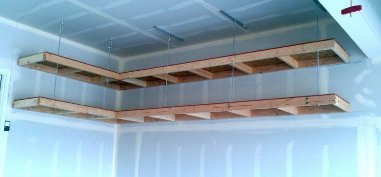 13 Creative Overhead Garage Storage Ideas You Should Know 7