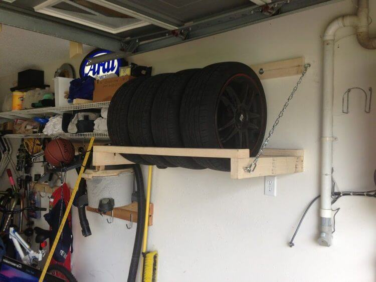 13 Creative Overhead Garage Storage Ideas You Should Know 9