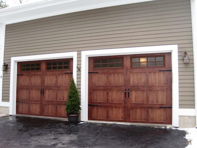10 Astonishing Ideas for Garage Doors to Try at Home 10