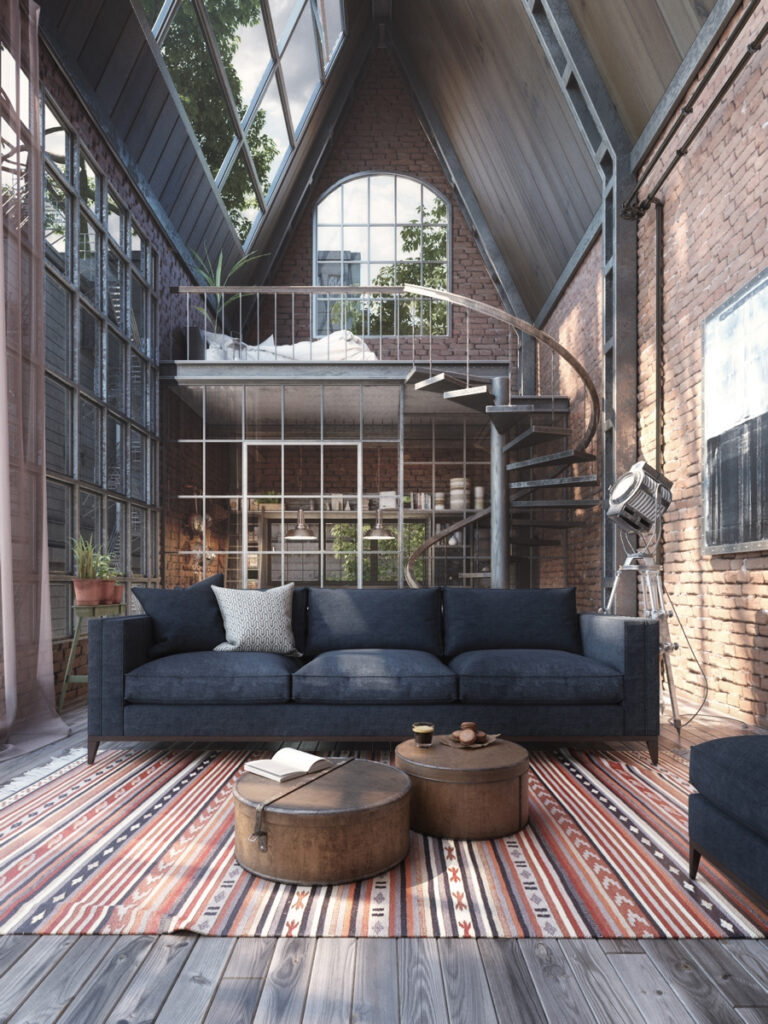 50 Greatest Spiral Staircase Design Ideas In The World | Spiral Staircase To Attic Bedroom | Loft Bedroom | Tight Space | Design | Before And After | Attic Ladder