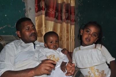 Samu, Yared, and Freselam.