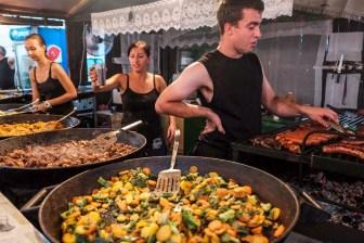 The zazziest sausage peddler in Poland