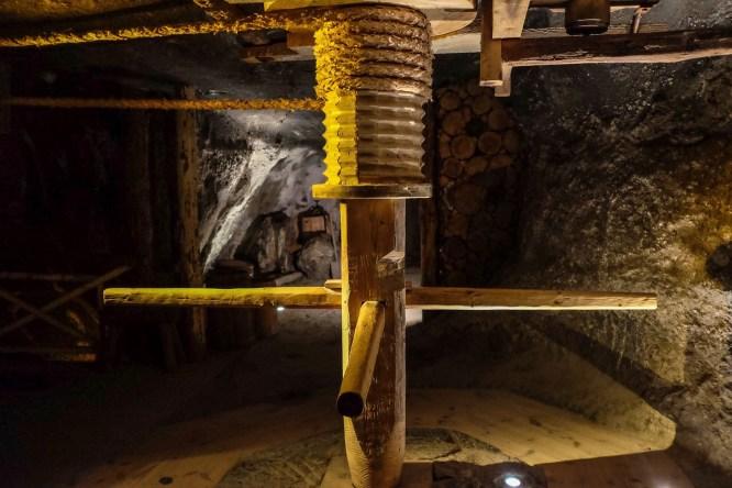 Wieliczka Salt Mines