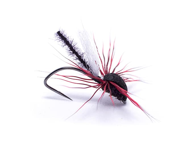 Four High Summer Dry Flies Gayles Heather Fly