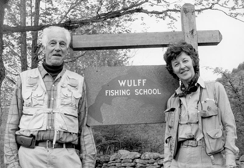 Wulff Fly Fishing School