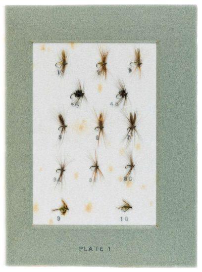 William Baigent Fly Patterns