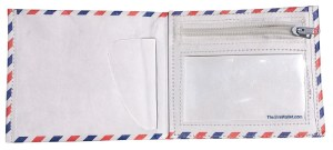 The Slim Wallet - Airmail