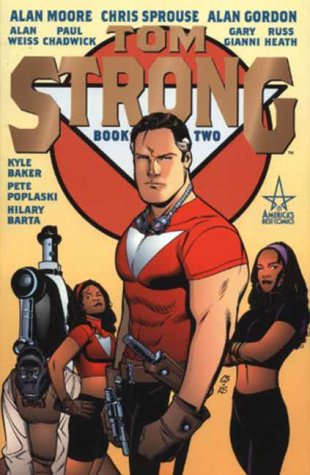 Image result for alan moore tom strong