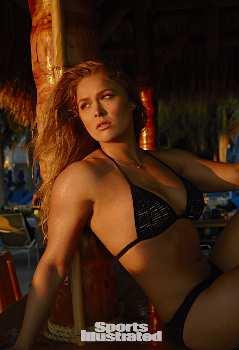 FULL VIDEO: Ronda Rousey Nude & Sex Tape!