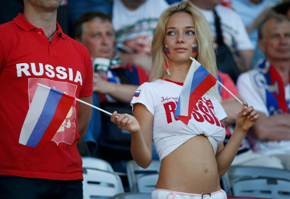 NINTCHDBPICT000414779026 - FULL VIDEO: Natali Andreeva Delilah G Sex Tape Porn (Russia's Hottest World Cup Fan)