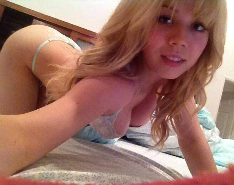 Jennette McCurdy Sex Tape And Nudes Leaked!