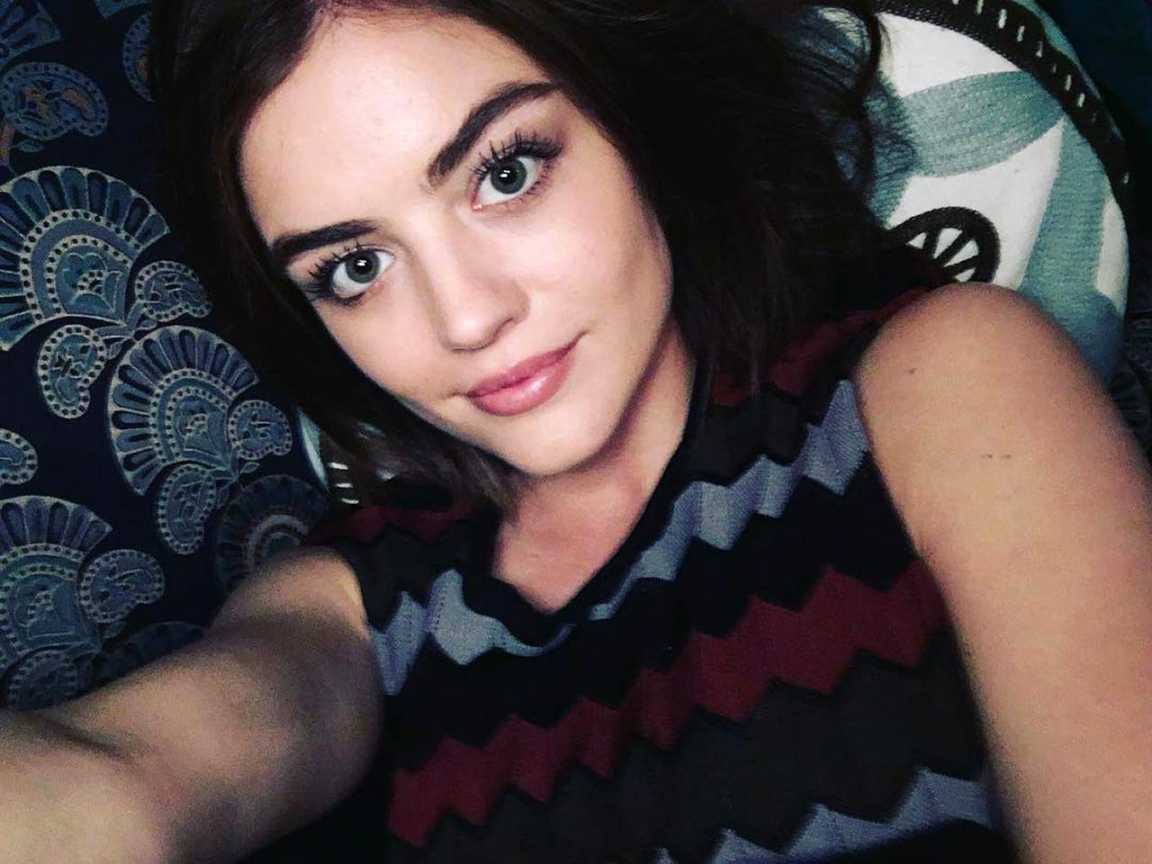 FULL VIDEO: Lucy Hale Nudes And Sex Tape Leaked!