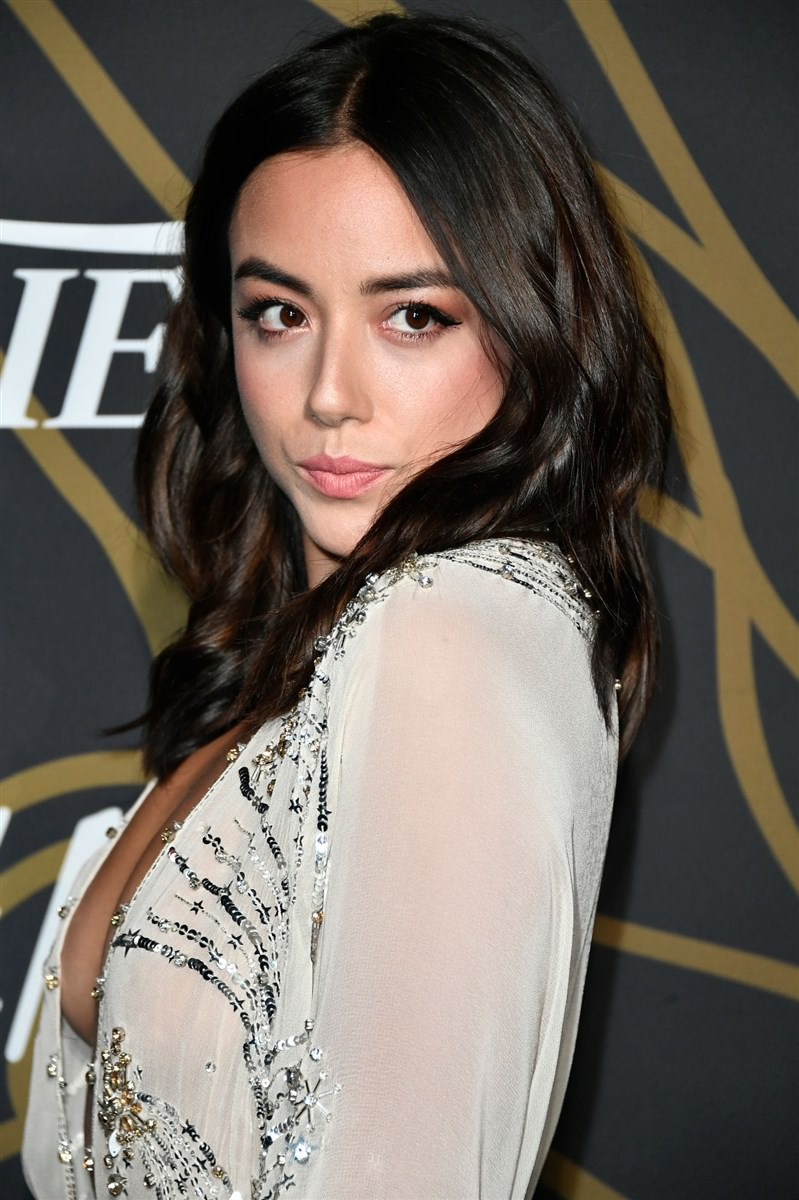 Chloe Bennet Sex Tape And Nudes!
