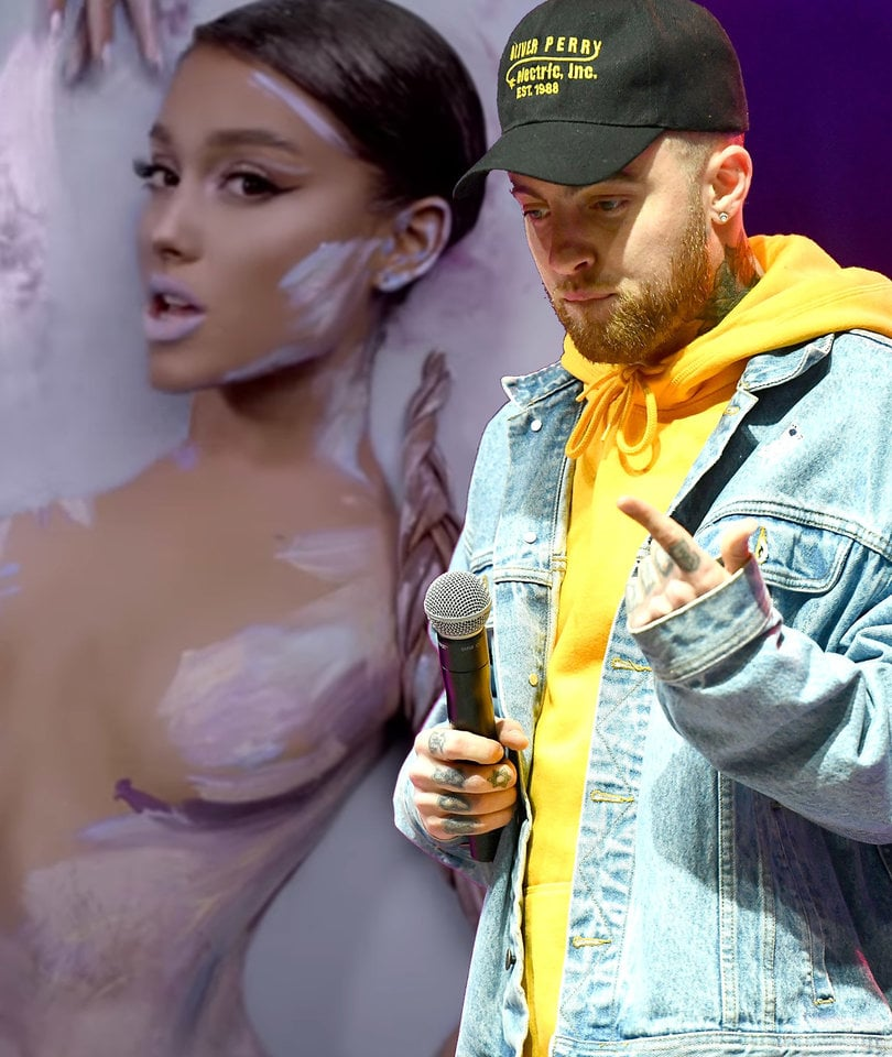 FULL VIDEO: Ariana Grande Sex Tape With Mac Miller Leaked!