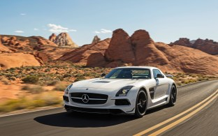 MB SLS AMG BLACK SERIES