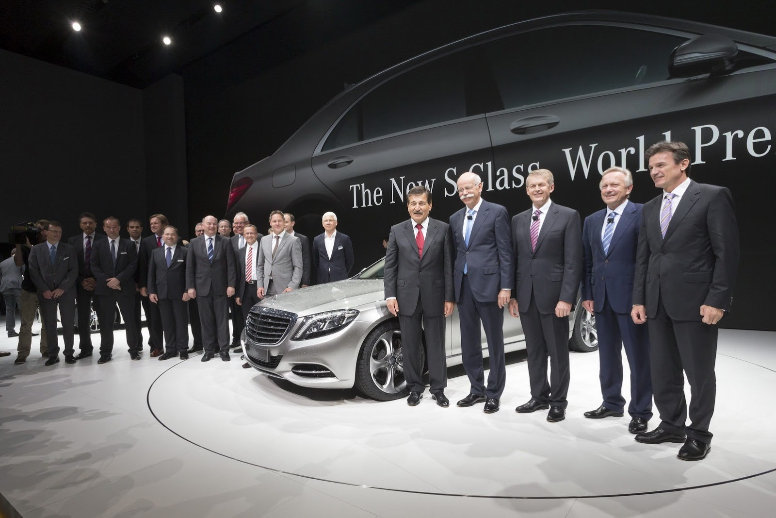 2014 Mercedes Benz S-Class Reveal Event - SMADE MEDIA (11)
