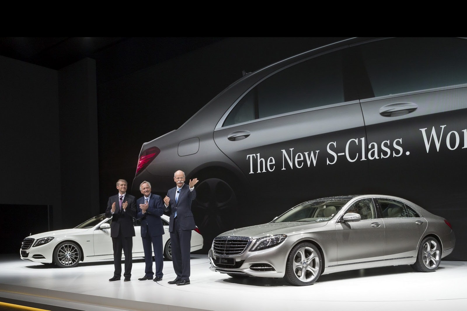 2014 Mercedes Benz S-Class Reveal Event - SMADE MEDIA (8)