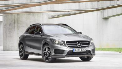 Photo of 2014 Mercedes GLA