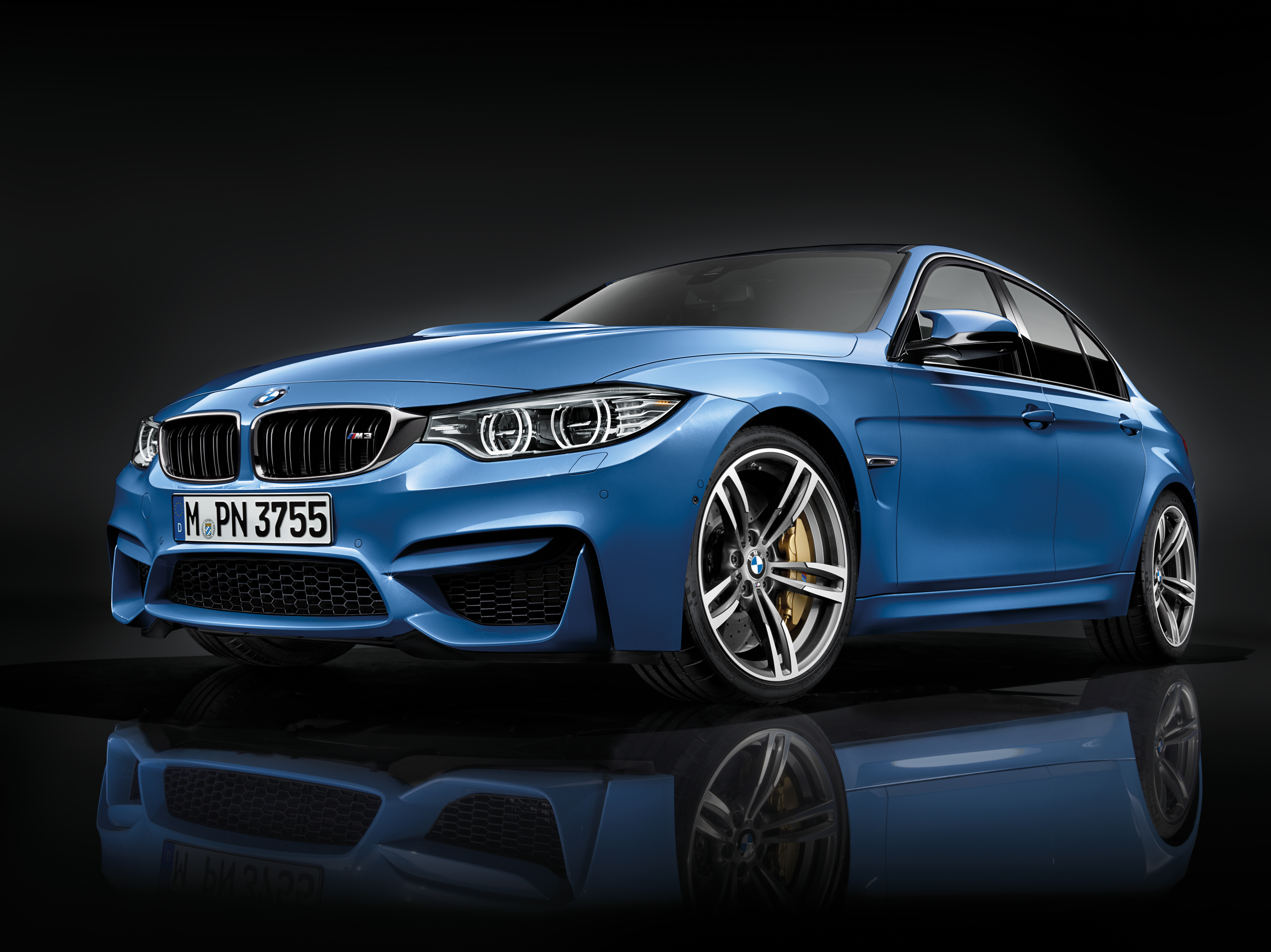 2015 BMW M3 Sedan Stills - (4) - SMADEMEDIA.COM Galleria
