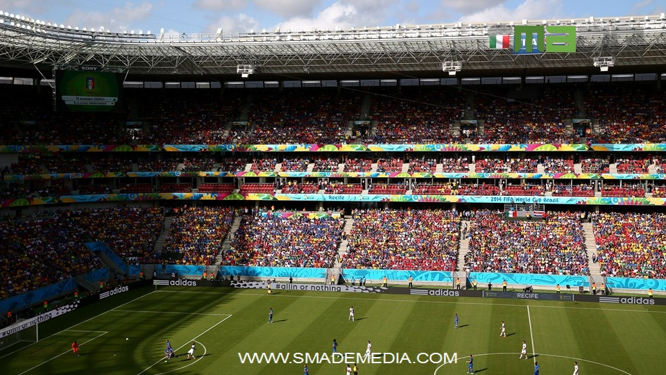 SMADE SPORTS - 2014 FIFA WORLD CUP - ITALY VS COSTA RICA - WWW.SMADEMEDIA (2)