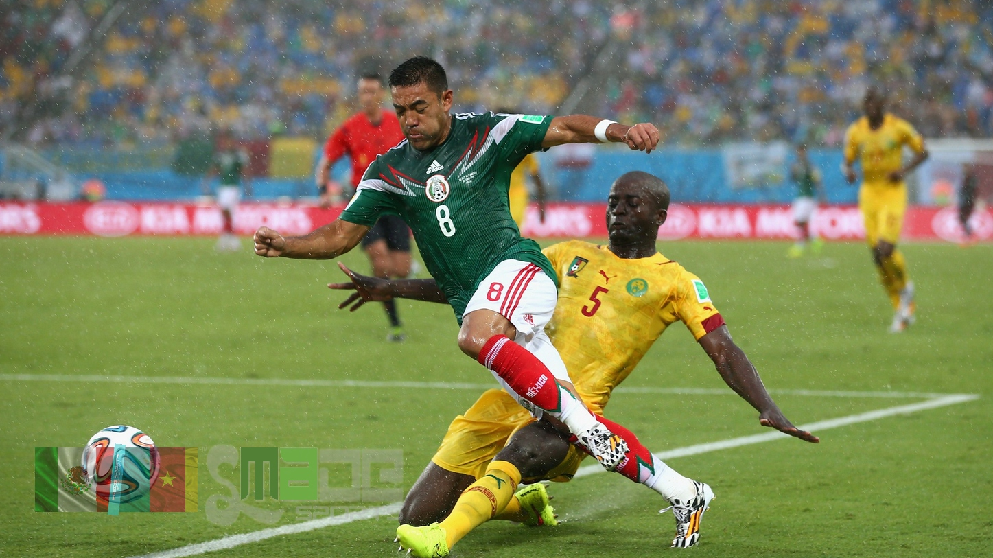 #SMADESPORTS FIFA WORLD CUP - MATCH 2 - MEXICO CAMEROON (11)