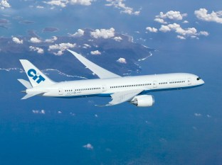 CIT Group Announce Order for 10 Additional 787-9 Dreamliners