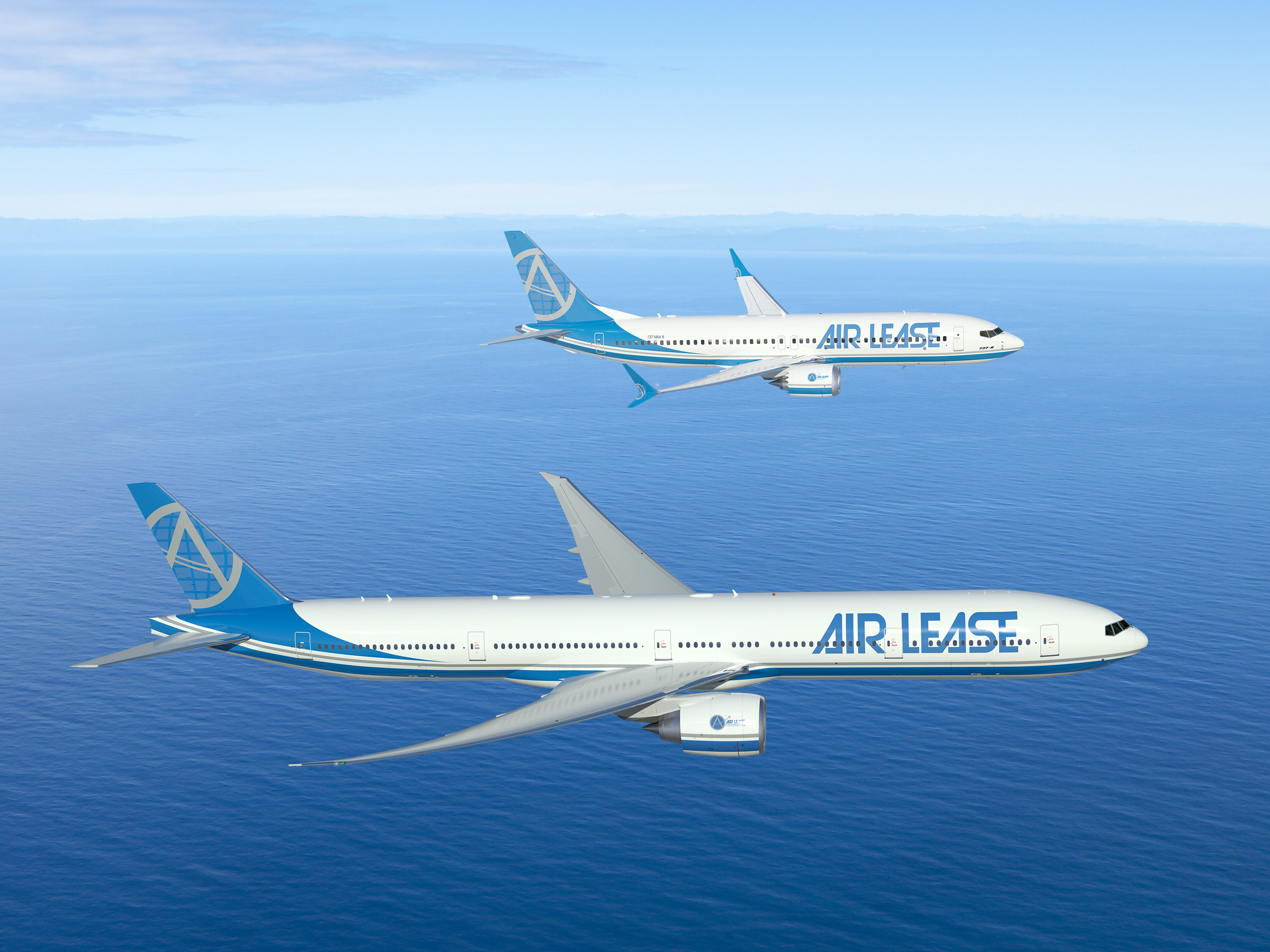 Air Lease Corporation 777 and 737MAX - www.smademedia.com