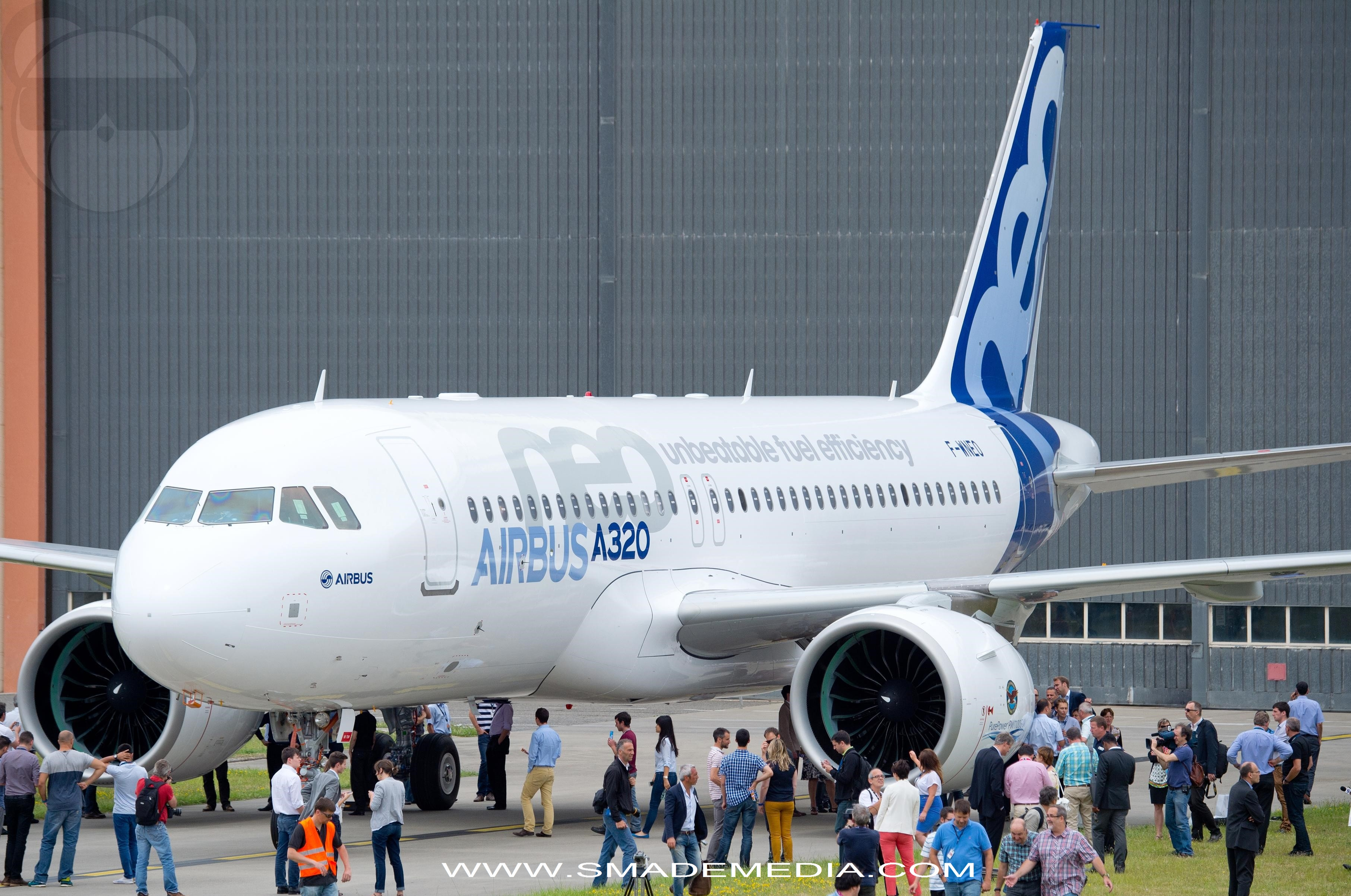 SMADE - Airbus A320neo Roll Out - WWW.SMADEMEDIA (9)