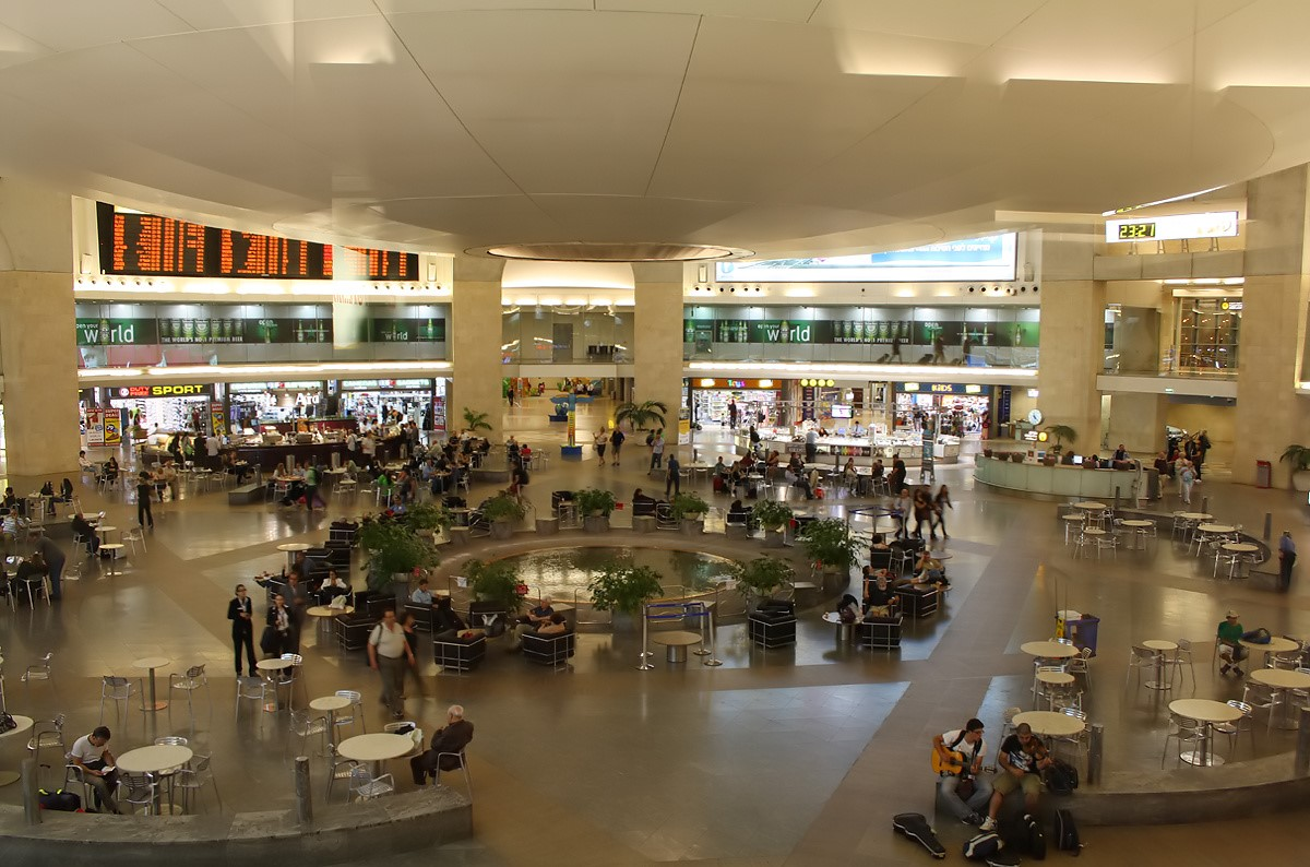 SMADE MEDIA - Ben Gurion Int Airport Operations - www.smademedia (15)